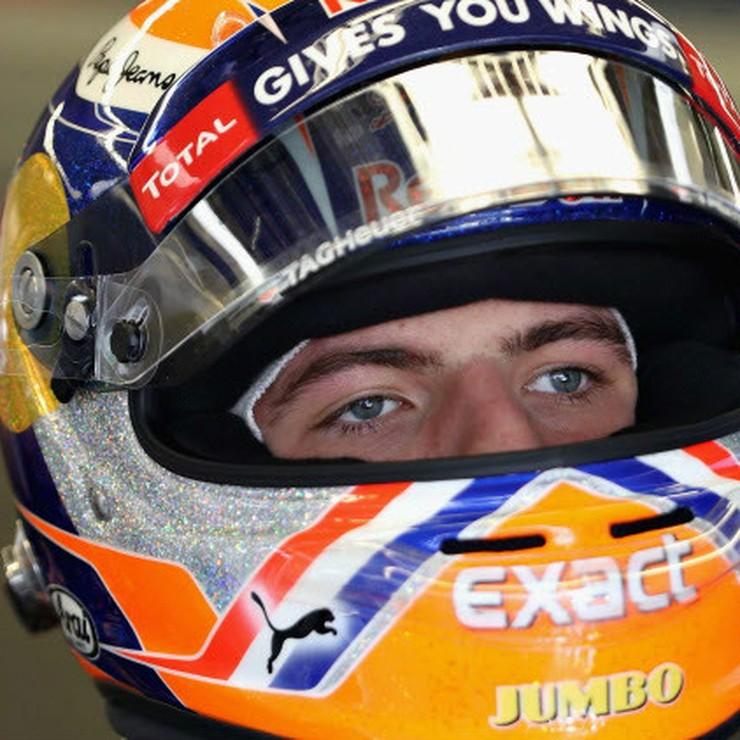 Max Verstappen viel zondag uit in de GP van de Verenigde Staten. © AFP