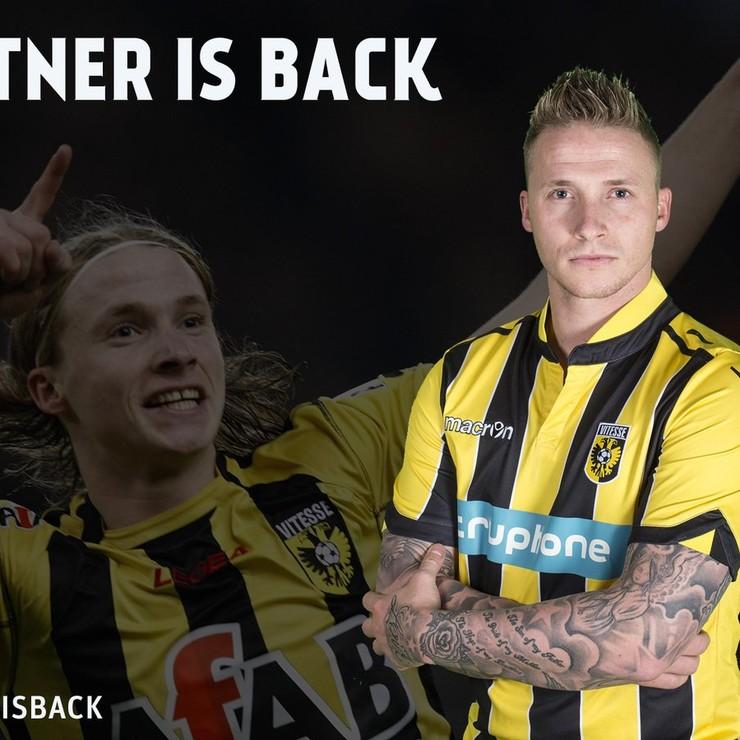 Alexander Büttner © Vitesse