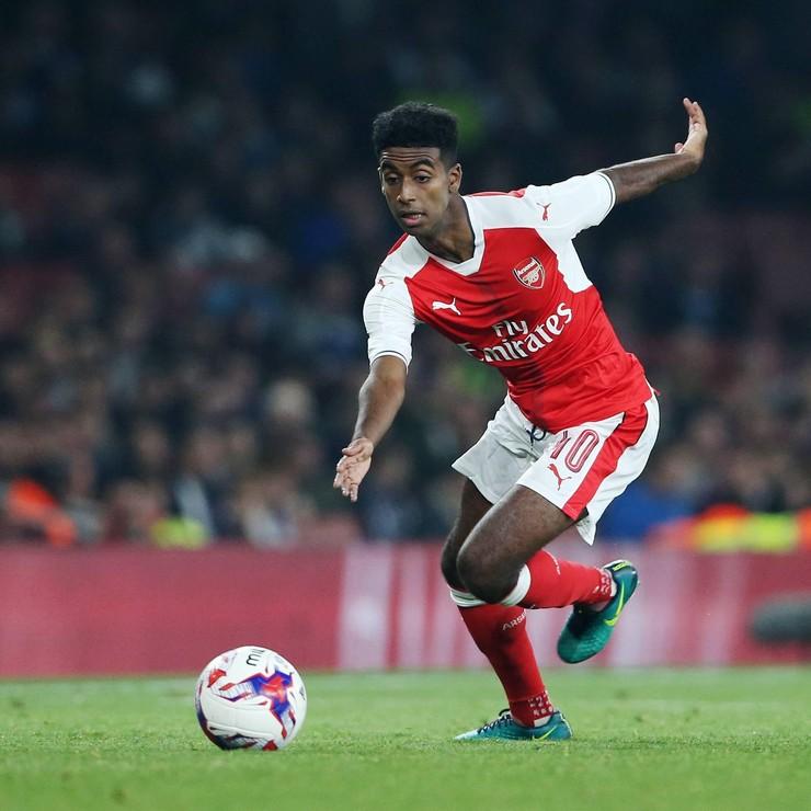 Gedion Zelalem. © HOLLANDSE HOOGTE